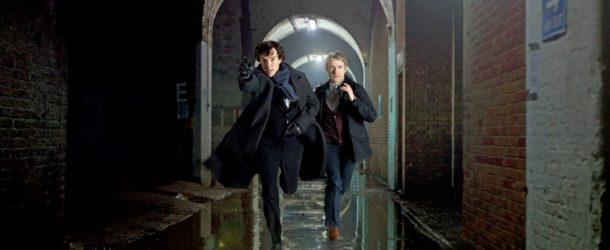 Sherlock - Running Promo