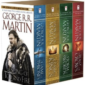 George R. R. Martin FINALLY finishes his Song of Fire & Ice series, the UK once again shows that it is far wiser when it comes to reading, and a Welsh musician turns to Children's Novels.