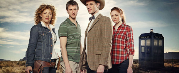Doctor Who Series 6 promo