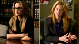 Stephanie March & Diane Neal, Law & Order: SVU