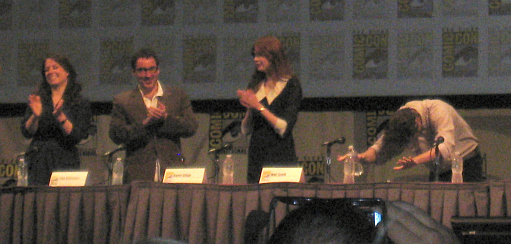 SDCC Doctor Who Panel