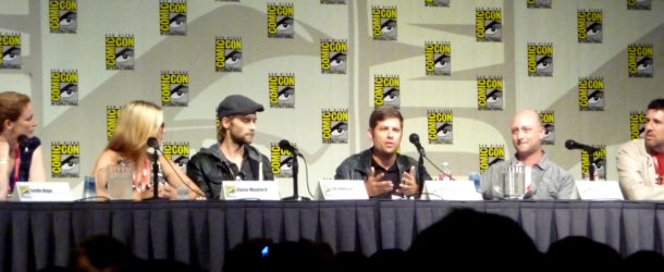 SDCC -- The River panel