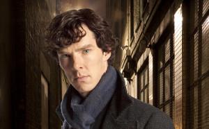 Benedict Cumberbatch is Sherlock