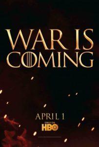 War Is Coming