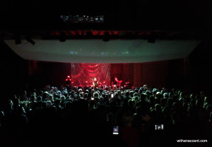 Garbage - The Bootleg Theater, 6th April, 2012