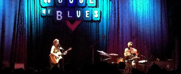 Ani DiFranco - House of Blues
