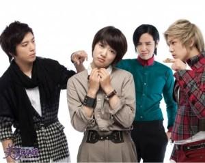 boys bugging mi-nyeo