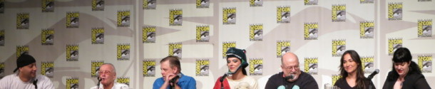 Starting out our Panel coverage of San Diego's Comic Con 2012 with a panel from Stan Lee seems entirely appropriate.