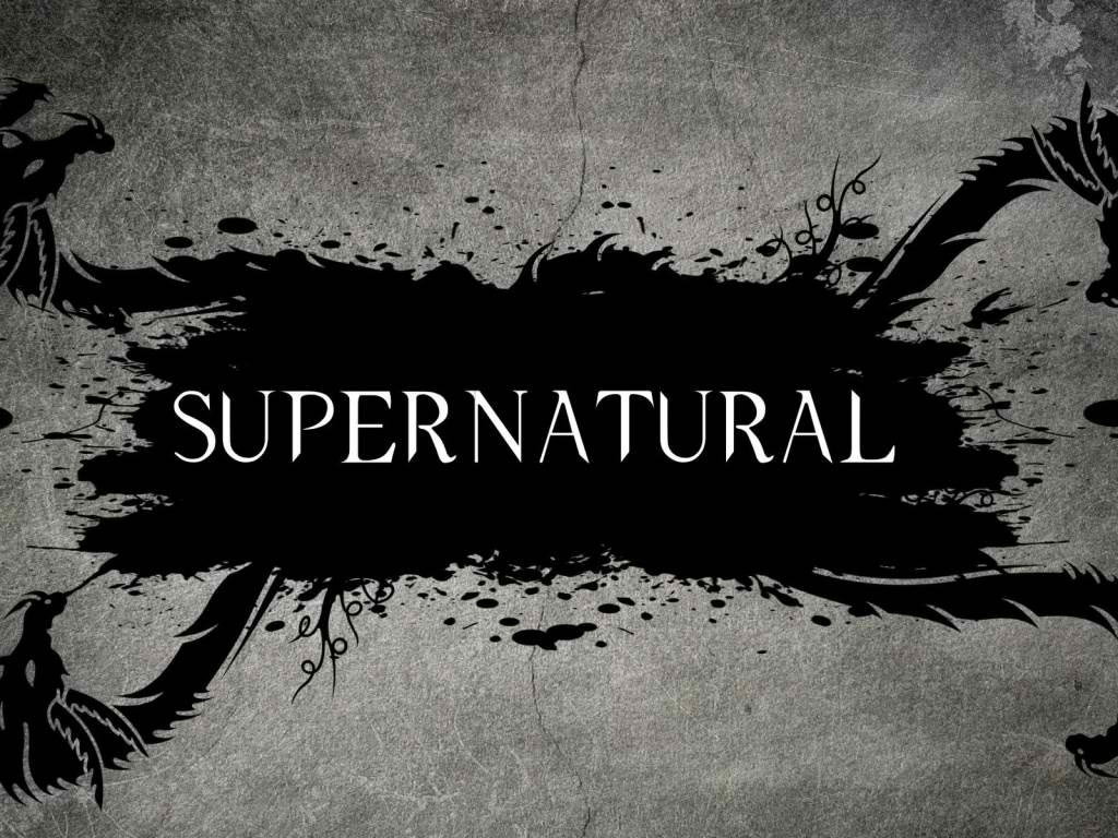 New Supernatural Season 10 Promotional Poster