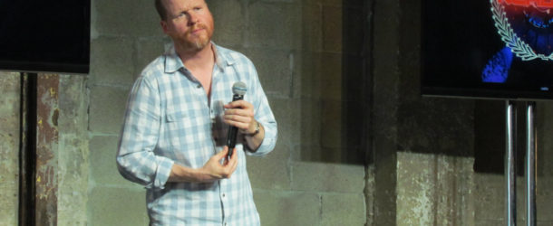 Joss Whedon @ Nerd HQ