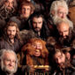 Two new posters for The Hobbit: An Unexpected Journey have been unveiled, both featuring all thirteen of the dwarves.