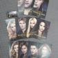 Enter to win an 11 card set and button promoting 'Twilight: Breaking Dawn' that was handed out at SDCC 2012
