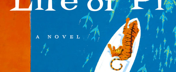 life of pi novel cover