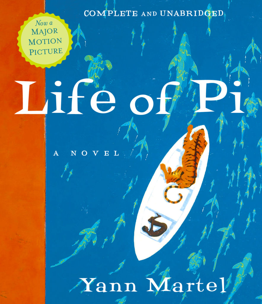 Life of Pi: The Novel