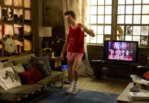 Tell us your deep dark...Kurt? Why are you dressed like Richard Simmons?