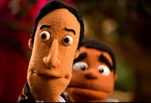 Community Abed Puppet