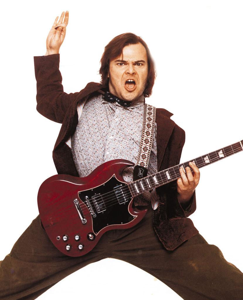Producing 'School of Rock'