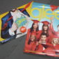 Enter for your chance to win 1 of 2 available sets of promotional material from Glee!