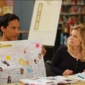 "In ""Heroic Origins"", Abed tries to map the study group's ""origins"" in an effort to prove that they were always destined to meet each other. Despite Jeff's initial skepticism, as the group talks they find Abed's theory increasingly valid, uncovering all sorts of coincidental meetings in their past."