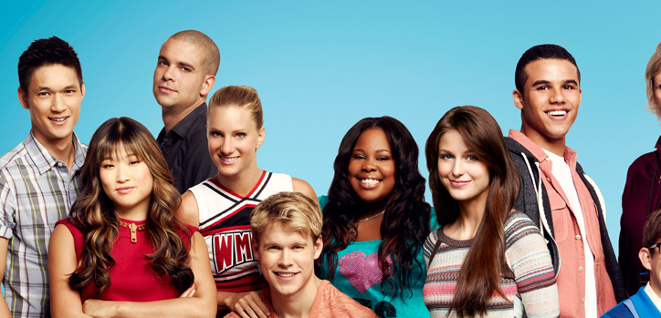 Glee Cast Changes - With An Accent