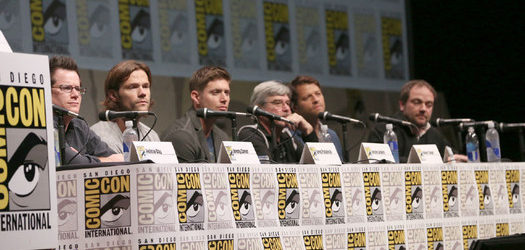 Supernatural SDCC 2013 panel
