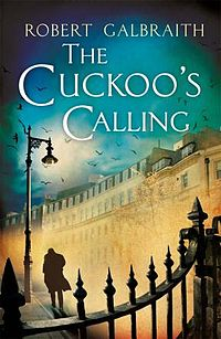 The Cuckoo's Calling by JK Rowling Cover