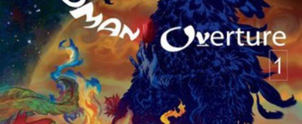 Sandman: Overture new artwork