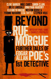 Beyond Rue Morgue cover