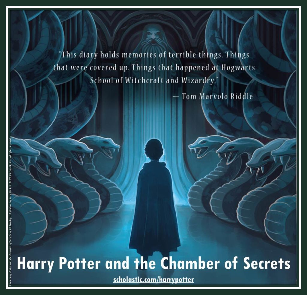 harry potter and the chamber of secrets book report Immediately download the harry potter and the chamber of secrets summary, chapter-by-chapter analysis, book notes, essays, quotes, character descriptions, lesson plans, and more - everything you need for studying or teaching harry potter and the chamber of secrets.