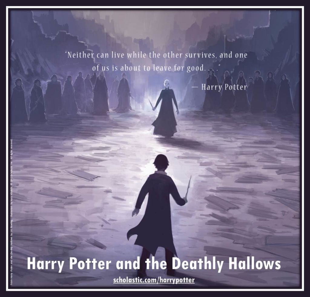 Harry Potter Book Back Cover : Harry potter and the deathly hallows back cover