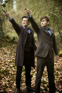 the day of the doctor sonics