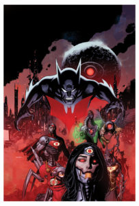 DC Comics Launches The New 52: Futures End