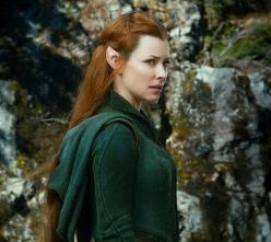 The Hobbit Desolation of Smaug--Tauriel