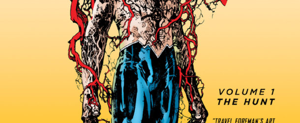 "Jeff Lemire's ""Animal Man"" Concludes in March"