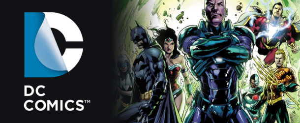 DC Comics: What To Expect April 2014