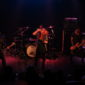 """The band played a new track, """"Medium Kid"""", when they took to the stage at The Troubador on Monday."""