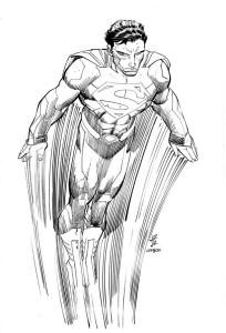 Superman by John Romita Jr