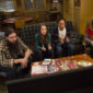 """Abed and Annie play a competitive game of """"Pile of Bullets"""" as they try to agree on a new roommate. Shirley, Jeff, and Hickey attempt to profit off some found Chemistry textbooks."""