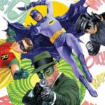 Batman / Green Hornet Cover Art
