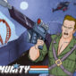 'Community' gets animated in this amazing tribute to 'G.I. Joe'.