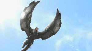 captain-america-winter-soldier--the Falcon in flight