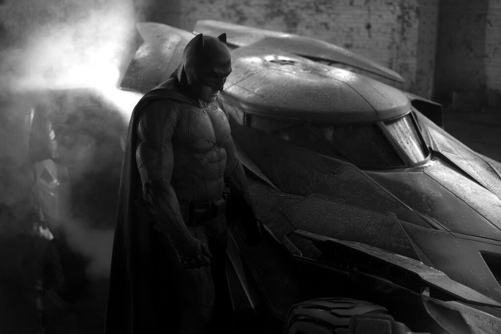 Batman - Batsuit