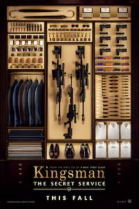 Kingsman: The Secret Service - Poster