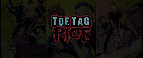 Toe Tag Riot - Logo