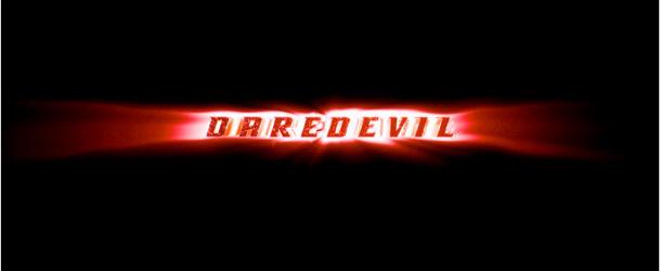Daredevil title logo