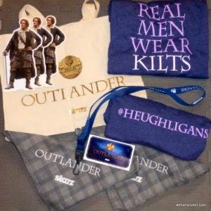 Outlander Giveaway