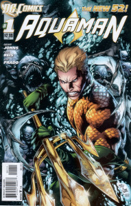 Aquaman (2011-) #001