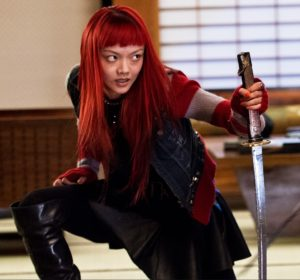 Rila Fukushima in The Wolverine