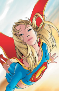 Supergirl by Amy Reeder