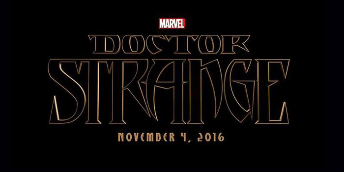 DoctorStrangeMovieLogoOfficial [ Big News Everyone! Marvel